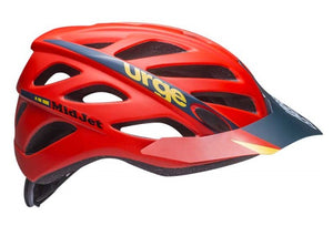 Casque URGE MidJet rouge