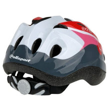 Load image into Gallery viewer, Polisport Casque De Vélo Guppy Rose/Blanc XS ( 48-52 cm )