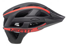 Load image into Gallery viewer, Casque VTT  Basalte Race Noir Rouge
