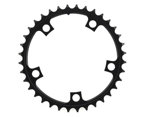 SRAM Red/Force/Rival/Apex 10 Speed Chainring (Black) (110mm BCD) ( 34 t )