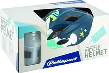 Load image into Gallery viewer, Casque Enfant Polisport + bidon XS 48-52cm