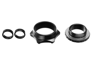 KIT DE CONVERSION AVANT  BOOST 15X110MM CENTERLOCK/6 TROUS NOIR