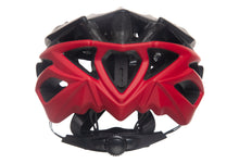 Load image into Gallery viewer, CASQUE ASPHALTE RACE NOIR ROUGE