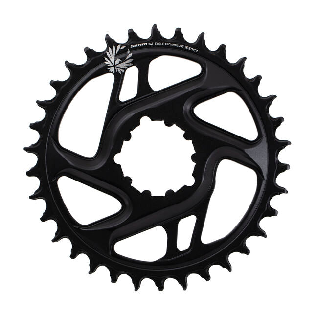 Plateau Sram X-Sync 2 Direct Mount GX Eagle CF 12v