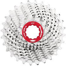 Load image into Gallery viewer, SunRace CSRX1 11-speed Cassette 11-28 Zilver