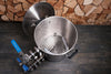 Bräu Supply's Amazing New Mash Tun!