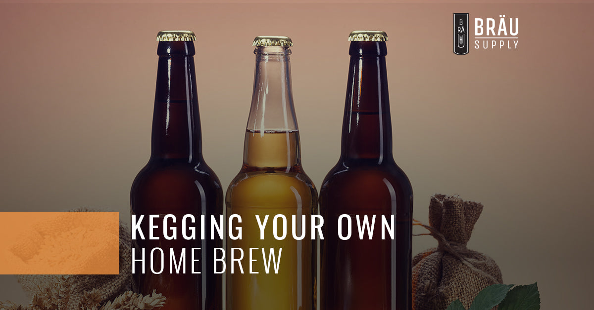 Kegging Your Own Home Brew