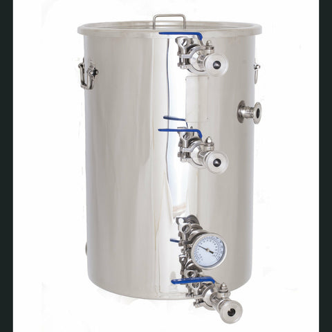 stainless steel hot liquor tank
