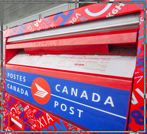Canada Post Volume Way Beyond Expectations