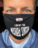 BTR Reusable Face Mask