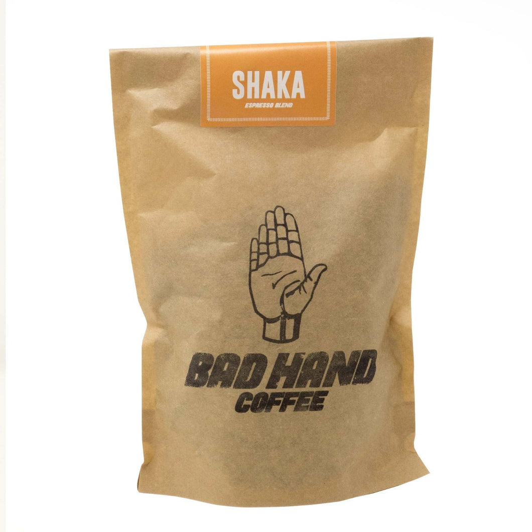 Bad Hand Coffee 1kg