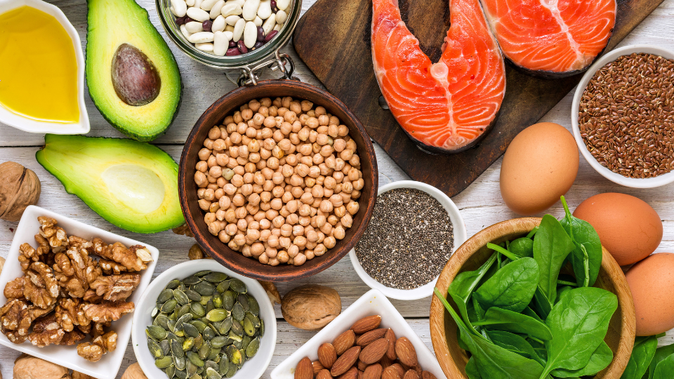 food that contain omega-3s