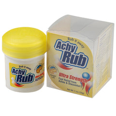 Achy Rub 30g - Ginger
