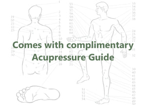 Pain Relief Acupressure Guide