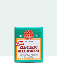 Load image into Gallery viewer, Fei Fah Electric Medibalm (Extra) 30g x 6 - Fei Fah Medical Manufacturing Pte. Ltd.