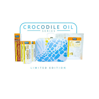 Crocodile Oil Series Limited Edition - FEI FAH MEDICAL MANUFACTURING PTE. LTD.