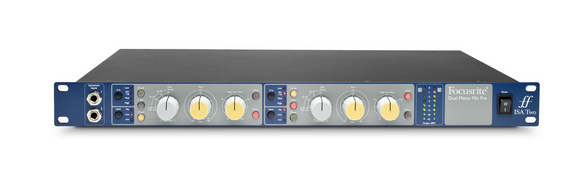 Focusrite PRO ISA TWO