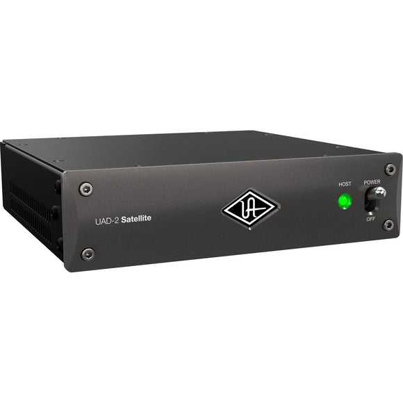 Universal Audio UAD-2 Satellite QUAD TB3