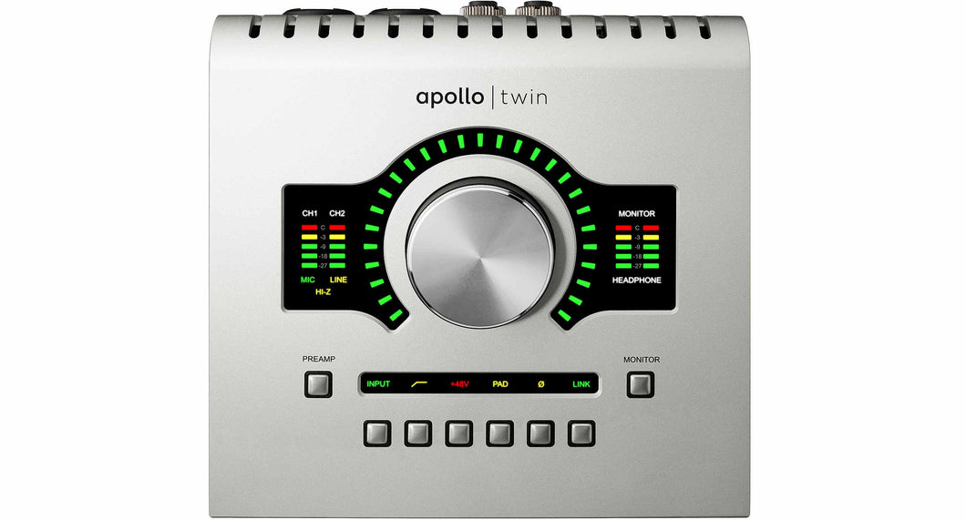 Universal Audio Apollo Twin USB Heritage Edition (Windows)