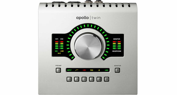 Universal Audio Apollo Twin USB (Windows) *Consulta el tiempo de entrega.