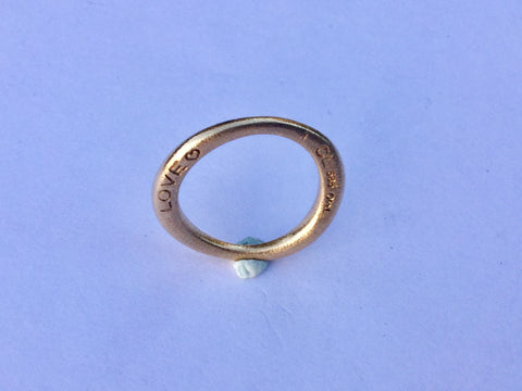 Ole Lynggaard Love Ring 14K