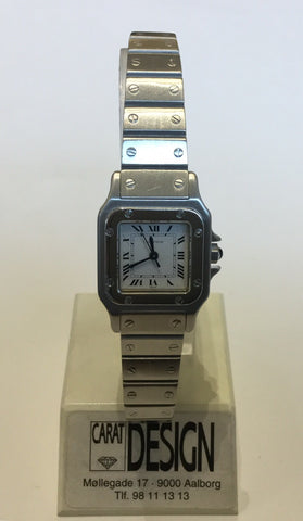 Cartier Santos Ladies Steel Automatic