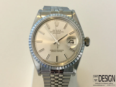 Rolex DateJust 36 mm Steel 1974