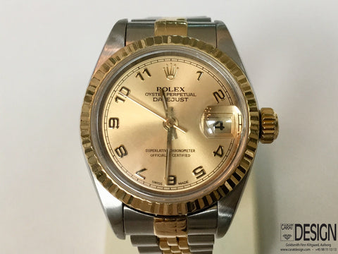 Rolex Lady-Datejust Automatic Steel/Gold 26mm
