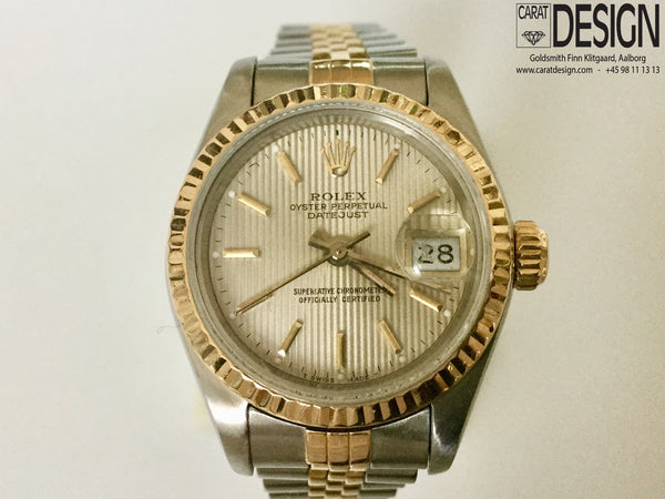Rolex Ladies Steel/Gold 26 mm