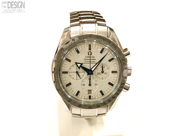 Omega Seamaster chronograph Broad Arrow