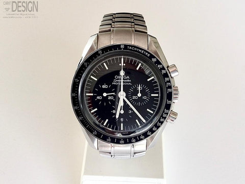 Omega Speedmaster Moonwatch 42 mm. Year 2000