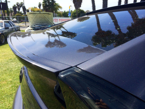 Toyota Prius 2010-up  Rear Hatch Spoiler (ZVW-30/35)