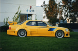 Lexus LS400 89-94 Type M widebody kit