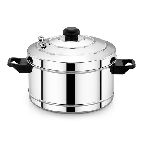 Idli pot Stainless Steel cooker makes 16 Idlis