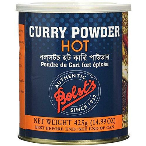 Bolst's Hot Curry Powder