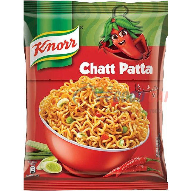 Knorr Chattpatta Instant Noodles 66gms [Pack of 6]