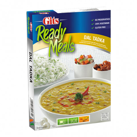Gits Tadka Dal 300g ,Just Heat and Eat