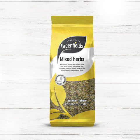 Greenfields Mixed Herbs 50gms