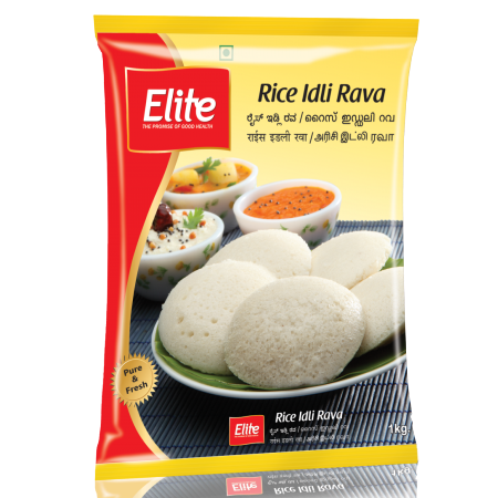 Elite Rava Idli Mix 1Kg