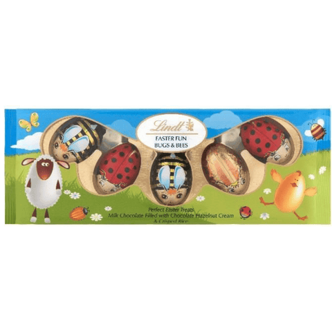 Lindt Easter Fun Bugs & Bees  EASTER SPECIAL