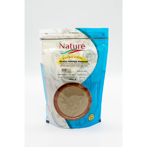 Dr Nature Black Pepper Powder 400g