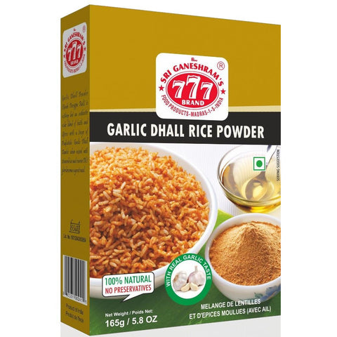 777 Garlic Dhall Chutney Powder ( Karam Podi )
