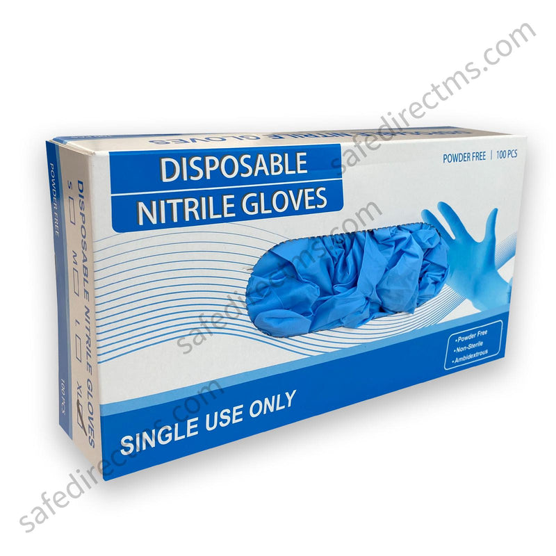 Disposable Nitrile Gloves Size: XL