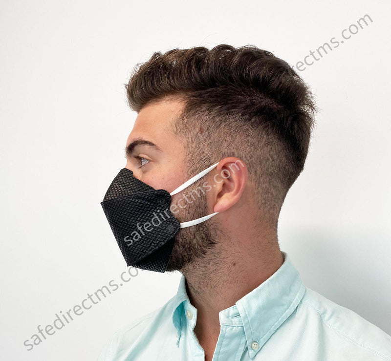 KN95 Protective Mask - Type A (Black)