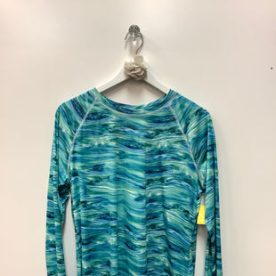 Primary Photo - BRAND: REEL LEGENDS STYLE: ATHLETIC TOP COLOR: TEAL SIZE: XL SKU: 153-15320-77145