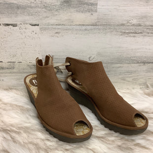 Primary Photo - BRAND: FLY LONDON STYLE: SANDALS HIGH COLOR: BROWN SIZE: 8.5 SKU: 153-153111-37491