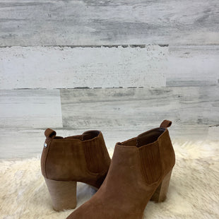 Primary Photo - BRAND: MICHAEL BY MICHAEL KORS STYLE: BOOTS ANKLE COLOR: TAN SIZE: 9.5 SKU: 153-15399-15662