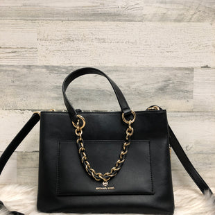 Primary Photo - BRAND: MICHAEL BY MICHAEL KORS STYLE: HANDBAG DESIGNER COLOR: BLACK SIZE: SMALL OTHER INFO: 30S0G0M0L SKU: 153-15320-78039