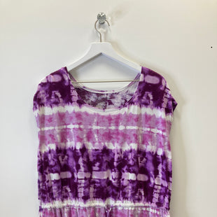 Primary Photo - BRAND: FADED GLORY STYLE: TOP SHORT SLEEVE COLOR: PURPLE SIZE: 2X SKU: 153-15320-78460