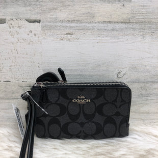 Primary Photo - BRAND: COACH STYLE: WRISTLET COLOR: BLACK SKU: 153-15320-79498